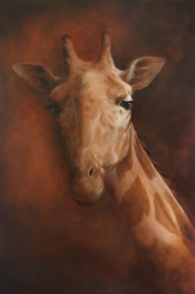 The Giraffe - Daisy Poncelet